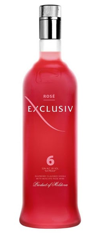 Exclusiv Vodka Rose 6